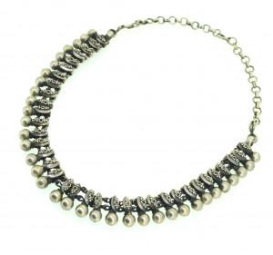 Handmade Ball Chain Necklace