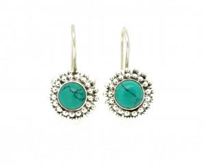 Beautiful turquoise hangings