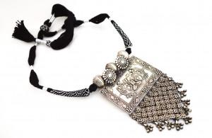 Ganesha Thread Necklace
