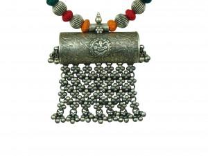 Ganesh ji Thread Necklace