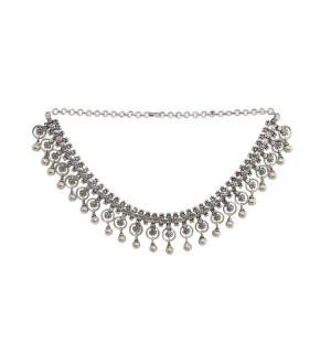 Simple Oxidised Necklace