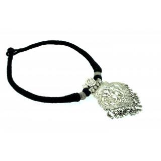 Hanuman thread necklace