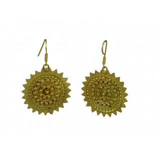 Sunflower Rava Earring