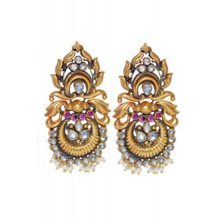 Exotic Kundan Earring