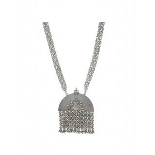 Jhalar Pendant Necklace